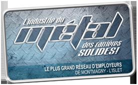 Regroupement métal des MRC de Montmagny-L'Islet